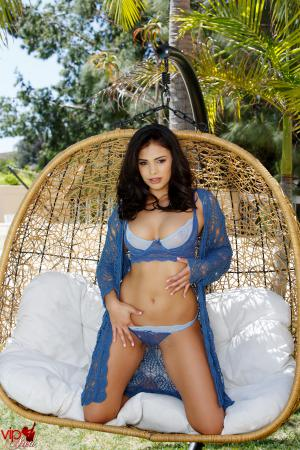 Violet blue interracial pornstar