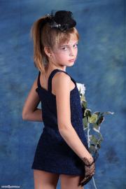 Silver-Jewels Evy - Blue Dress 2 (x100)