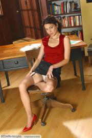 Office Fantasy - Maggie 06