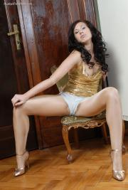Lady In Pantyhose - Sharon 03