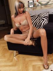 Lady In Pantyhose - Nadia 01