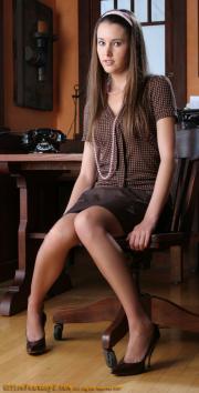 Office Fantasy 2 - Erica 01