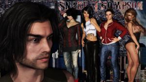 Snake Thompson [Part 4] [HoneyGames] Adult Sex Games