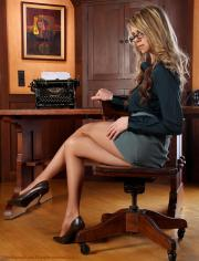 Office Fantasy 2 - Kylie 10