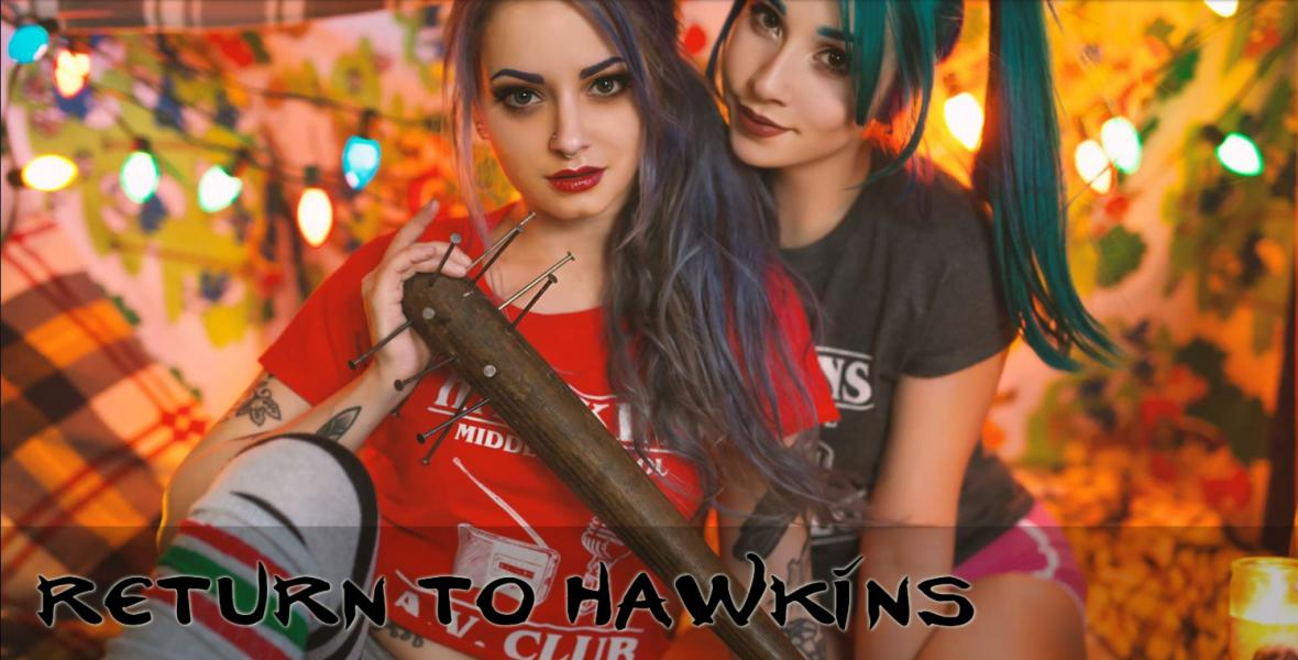 Forbiddenrealm genevieve aelflaed return to hawkins 30 - Steamgirl download ...
